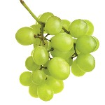 Seeded Green Grapes